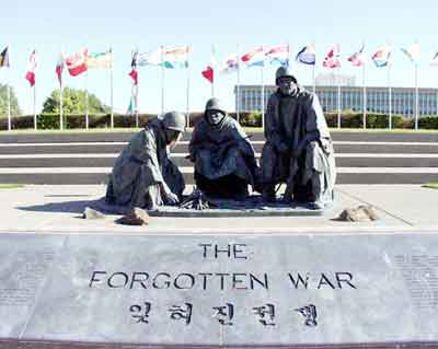 History About Korean War