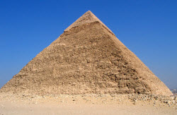 Largest Of The Egyptian Pyramids