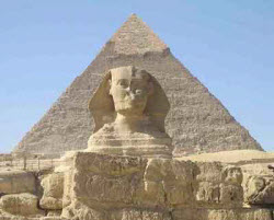 Most Famous Egyptian Pyramids