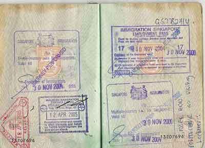 what is s pass visa singapore