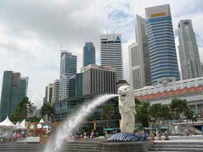 Singapore-Travel-Booking-Site