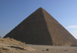 Why Did The Ancient Egyptian Build Pyramids