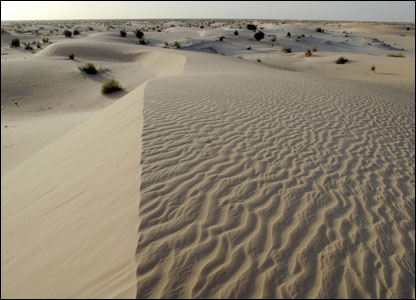 How Hot Is Sahara Desert