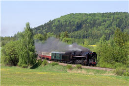 Steam Train Tours North America